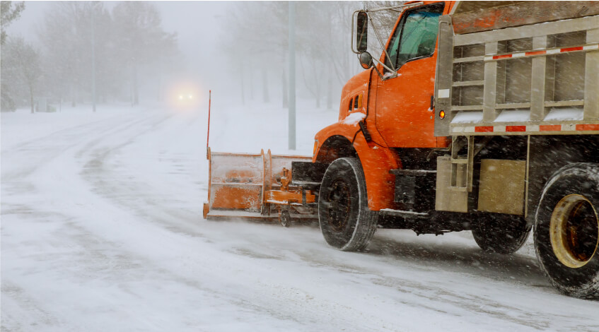 Snow Removal Baltimore MD 2